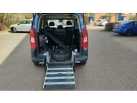 2011 60 Citroen Berlingo 1.6 HDi 90 XTR 5dr Met Blue Wheel Chair Access Vehicle