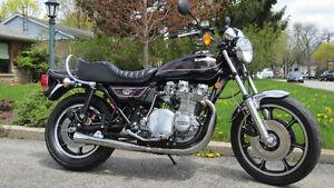 1978 KZ1000 LTD- fully restored