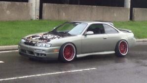 Nissan 240sx 1998