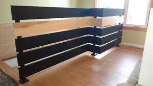 fabricant d'escalier et rampe