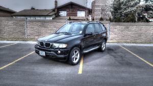 2003 BMW X5 3.0i Sport