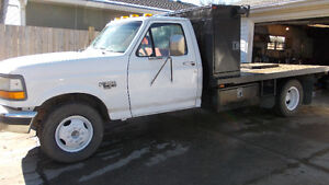 1994 Ford F-350 XL 2' Tool Boxeswith *' Deck