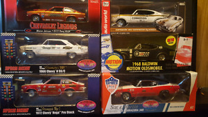 1/18 Die Cast drag cars Pro Stock