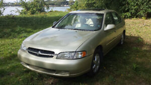 1999 Nissan Altima  SPECIAL EDITION  - TOIT/ CUIR / MAG 152600km