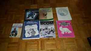 Veterinary Assistant & Grooming books