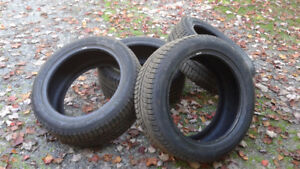 Used Michelin X Ice Winter Tires Set of 4