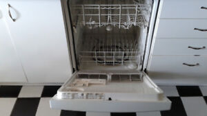 Whirlpool Gold dishwasher, moving sale