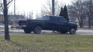 96 Chevy tow truck turbo diesel
