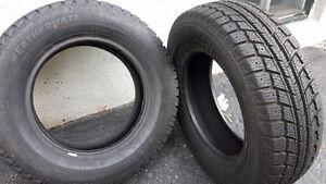 4 pneu d'hiver a vendre