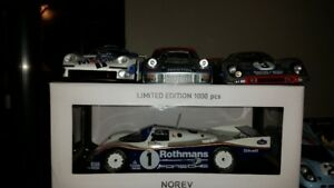 Diecast carclearout