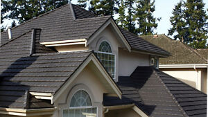 Time for a new metal roof ?