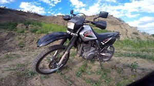 2001 Suzuki DR650 STREET LEGAL Dual Sport