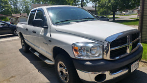 2008 Ram no rust 4x4, cert and etested 295000kms