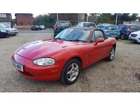 2001 Mazda MX-5 Isola LIMITED EDITION Long MOT Low Miles Excellent Condition