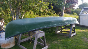 16 ft cumberland canoe