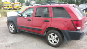 2005 Jeep Grand Cherokee VUS