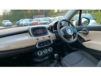 2017 Fiat 500X 1.6 E-torQ Pop Star 5dr Manual Petrol Hatchback