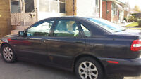 2002 Volvo S40 - As Is