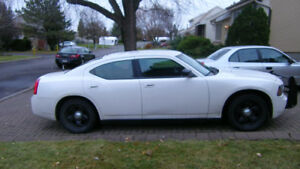 2009 Dodge Charger Police Pack