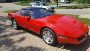 1st ZR1corvette original condition 20,416 km