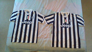 Juventus Jerseys - Two Available