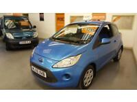 2009 FORD KA STYLE PLUS - 1 OWNER - ONLY 46,000 MILES WITH FULL SERVICE HISTORY