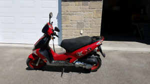 Scooter Kymco Super 9