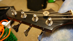 GUITAR\BASS HANDCRAFTED ONE OF A KIND St. John's Newfoundland image 9