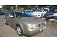 2002 Volkswagen Golf 1.9 GT TDI PD 130bhp * New Cambelt & W/pump * New Clutch *