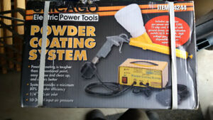 Powder Coating System  Brand new in Box, Not opened