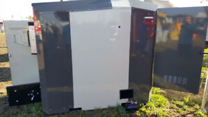 Gasification Outdoor Wood Boilers starting at $10,900