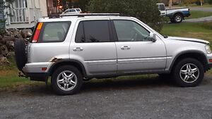 1998 Honda CR-V Cuir VUS