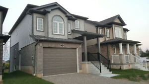 Brand New-Detached House-$$$ upgrades-Near Conestoga / Hwy-401