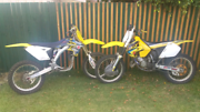 Rm125 rmz250 roller Caboolture South Caboolture Area Preview
