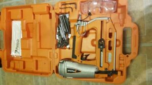 16 gauge pinner... Paslode  used once ,with carry case