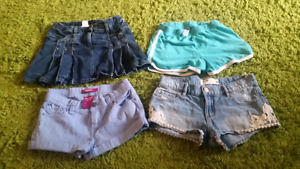Lot de vêtements pour fille de 12 et 14.