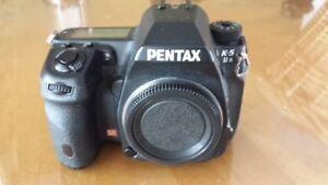 Pentax K5-IIs + chargeur + batterie