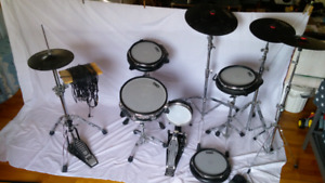 Hart Electric Drum Set with extras