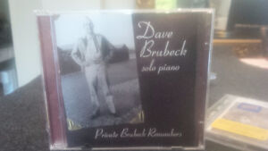 Jazz - Five Dave Brubeck CDs - all for one price Cambridge Kitchener Area image 2