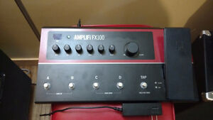 Line 6 Amplifi 100 fx, multi effect unit + much much more