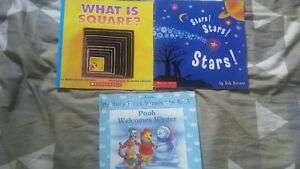 Story and rhyme books - Dr. Seuss's, scholastic, Little Einstein