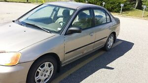 2002 Honda Civic Berline