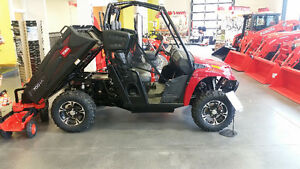 NEW Toro 700 and 500 Side X Side sport utility