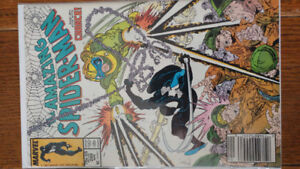 Amazing Spider-Man 299 1st Venom VF +