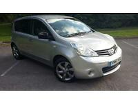 Nissan Note 1.4 16v 2011MY N-TEC New Mot Cheap Family Car