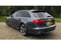 2013 Audi A6 2.0 TDI Black Edition 5dr Manual Diesel Estate