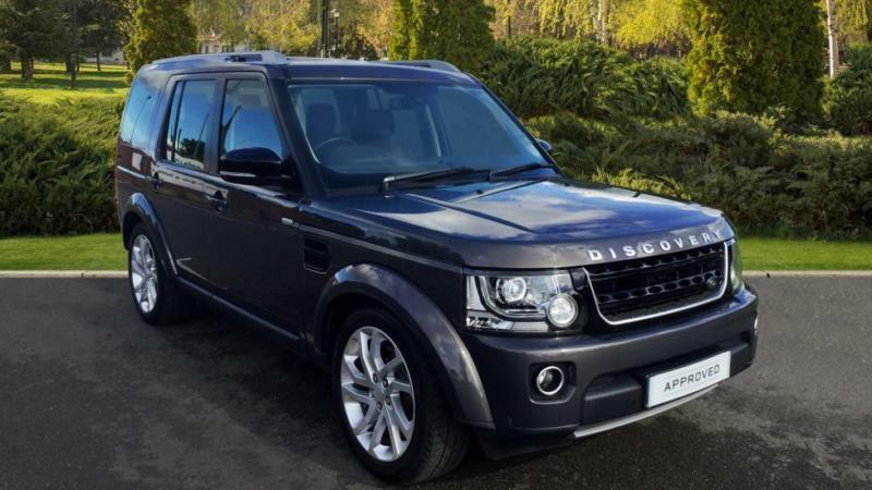 2016 Land Rover Discovery 3.0 SDV6 Landmark 5dr Automatic Diesel Estate