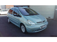 2003 CITROEN XSARA PICASSO 2.0HDi EXCLUSIVE TURBO DIESEL,PANORAMIC ROOF