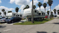 Roulotte caravan VR RV sellette 5 Fifth wheel Florid ARCADIA