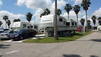 Roulotte caravan VR RV sellette 5 Fifth wheel Florid ARCADIA